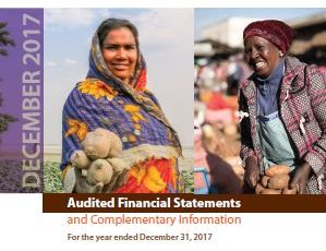 CIP 2017 Audited financial statements and complementary information.